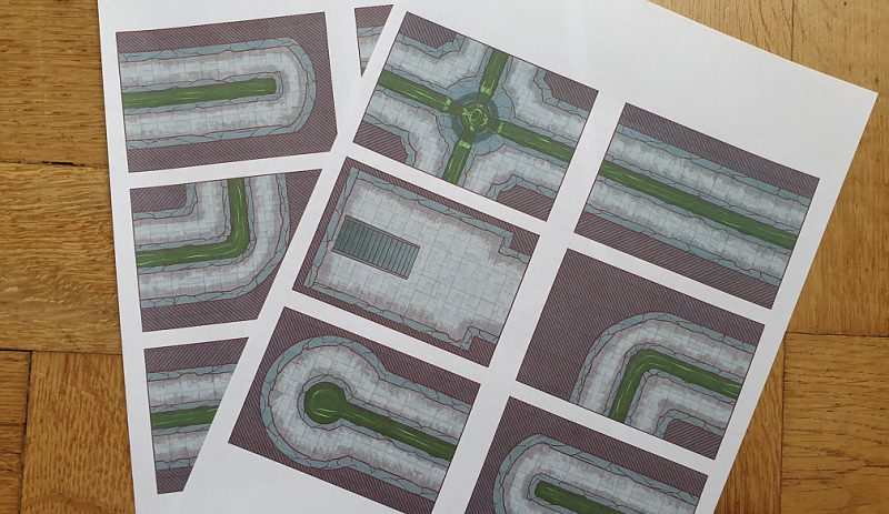 Sewers Tiles