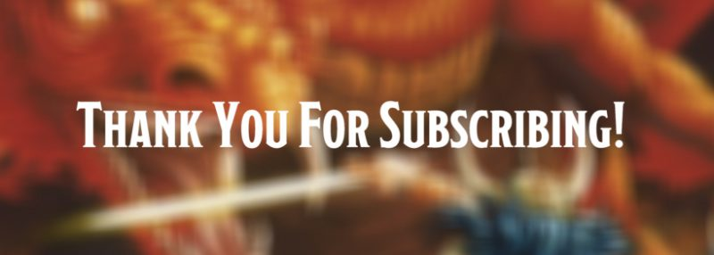 Thanks for subscribing! Here are your free maps